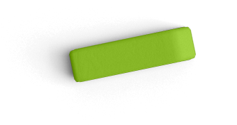leadvy eraser green